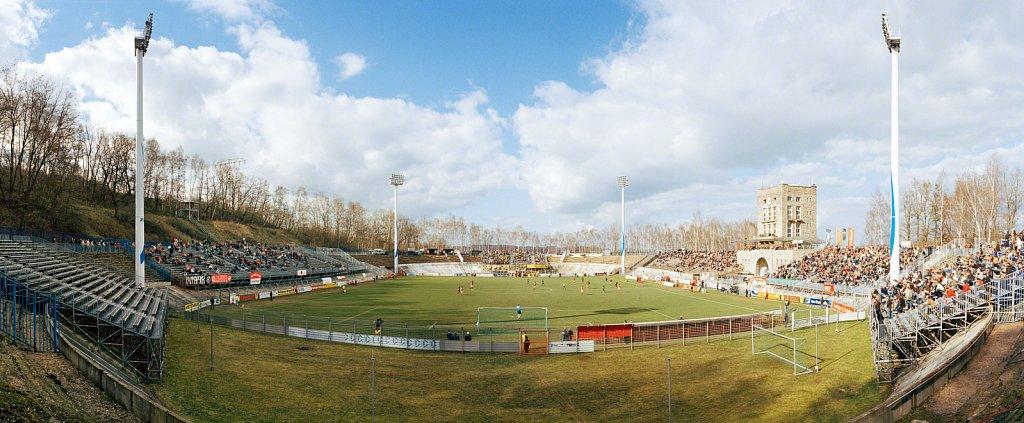 Westsachsenstadion, Zwickau