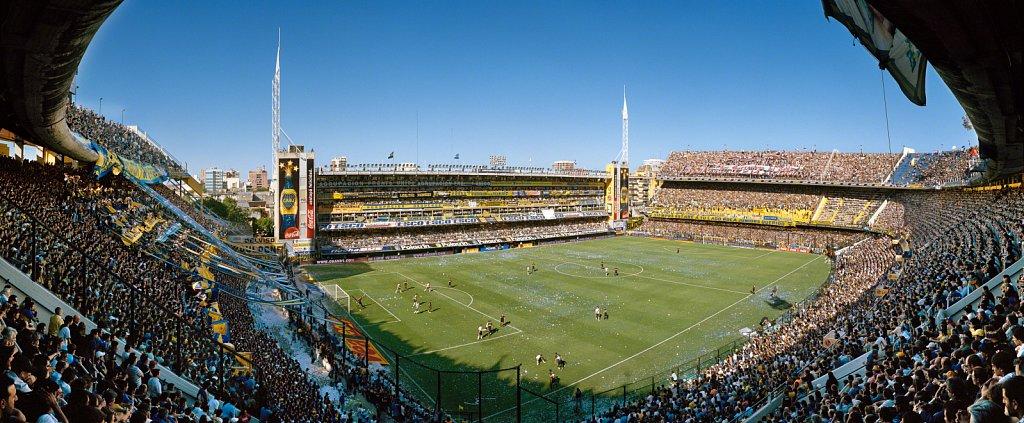 Estadio Alberto J. Armando, Buenos Aires